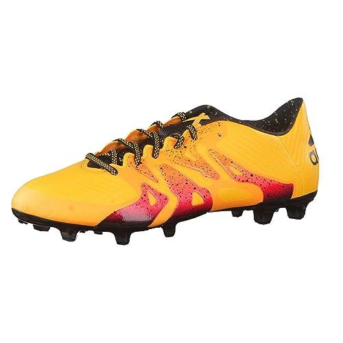 wholesale dealer 0af91 1b19d adidas X 15.3 FG AG, Botas de Fútbol para Hombre  Amazon.es  Zapatos y  complementos