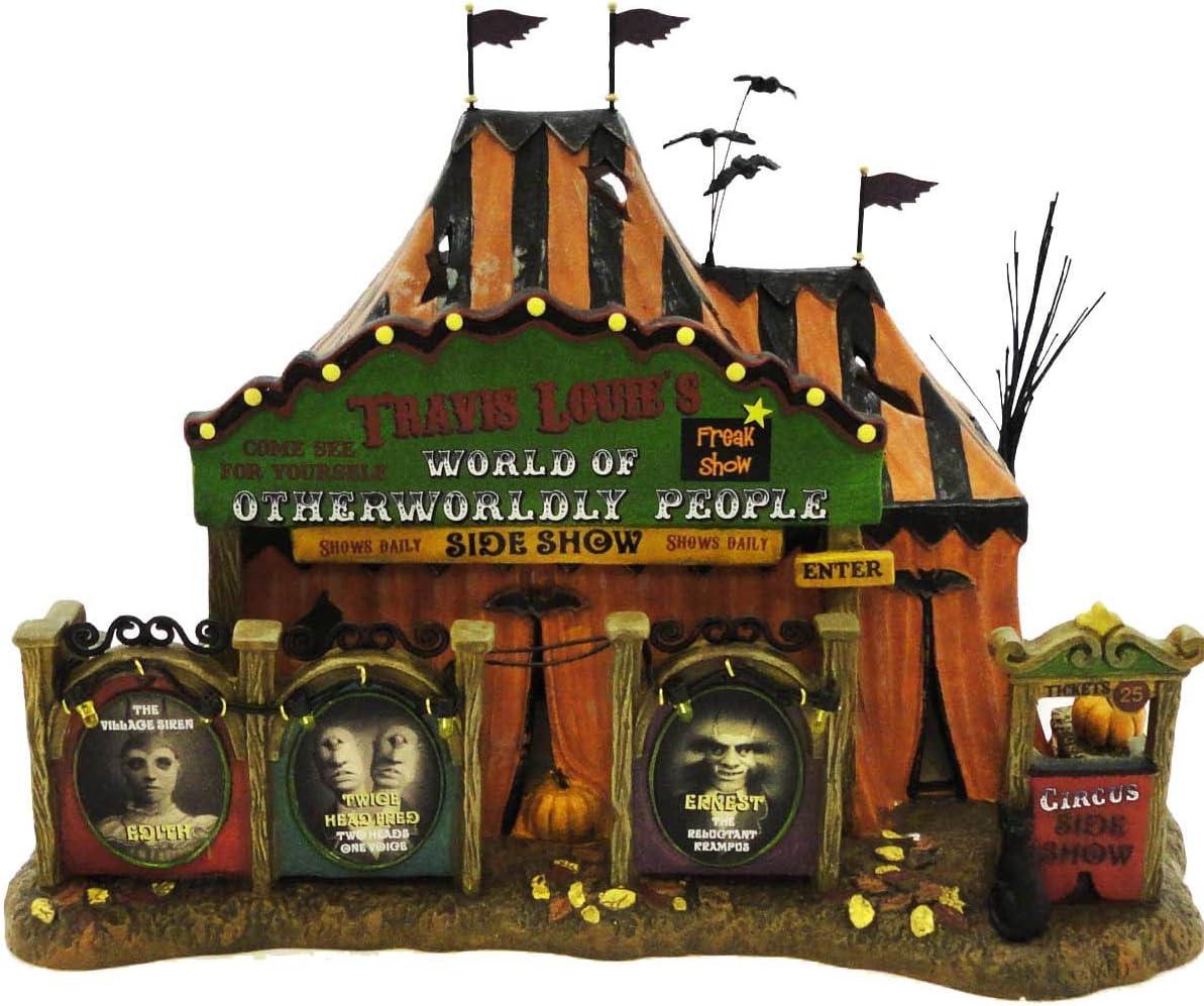 Department 56 Halloween World of Otherworldly People Village