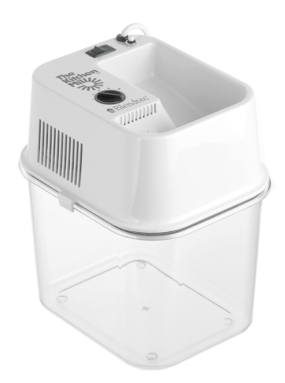 Blendtec 52-601-BHM Kitchen Mill 60-Ounce Electric Grain Mill