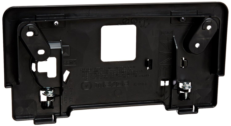 Mazda Genuine BBM4-50-170E License Plate Holder