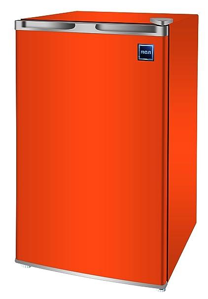 Rca Rfr Igloo Mini Refrigerator 3 2 Cu Ft Fridge Orange