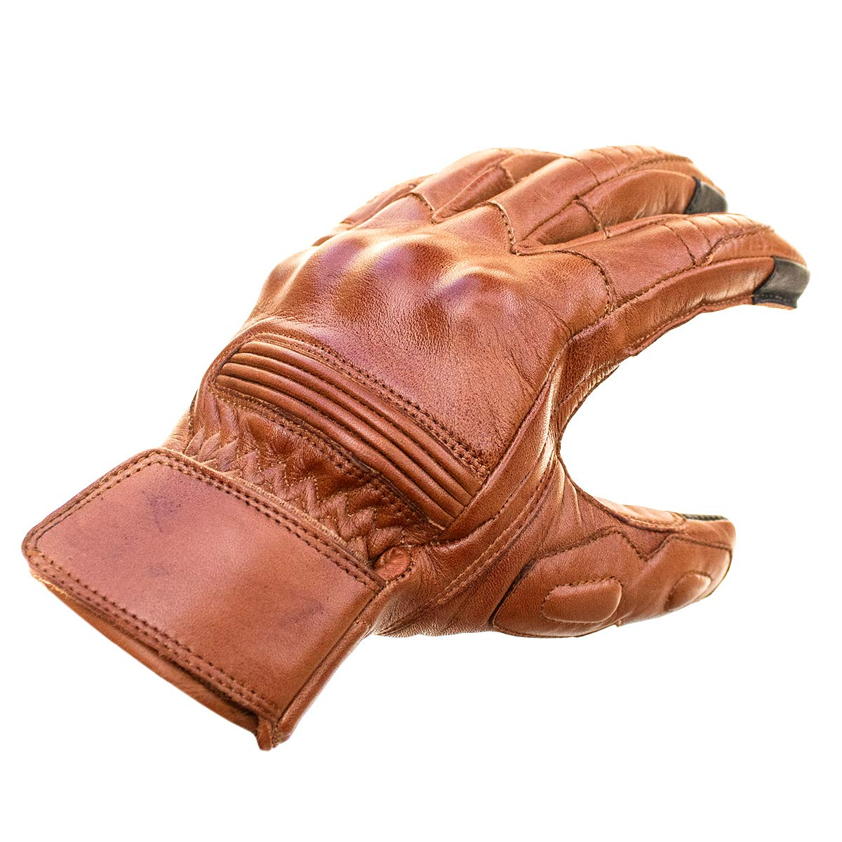 Premium Leather Motorcycle Gloves Indie Ridge