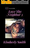 Love Thy Neighbor 3: Interracial Romance BWWM (Apple Grove Avenue Series)