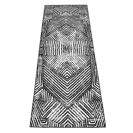 Diseño de Yoga: la toalla de yoga caliente. Toalla de colores antideslizante Eco impresa
