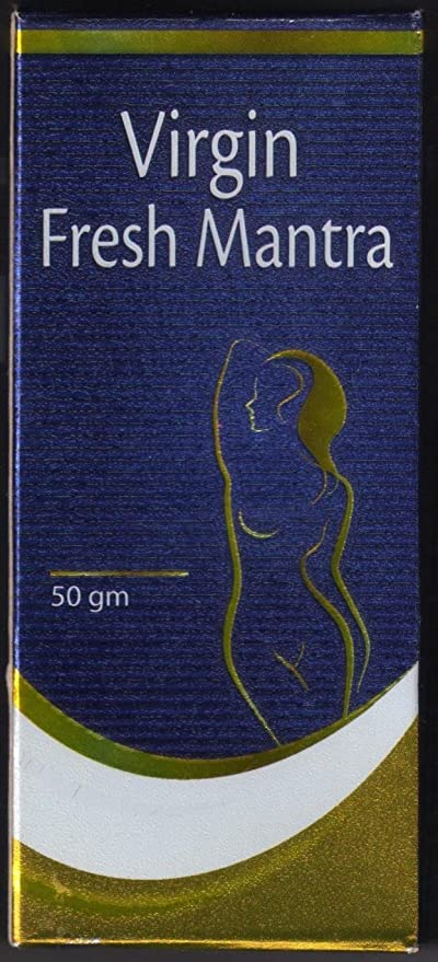 virgin fresh mantra- Vigina Tightening Gel 50grm Lotion Tight Loose Gel Feel Herbal Gift Cream
