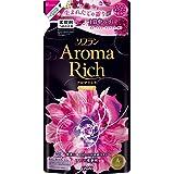 ソフラン アロマリッチ 柔軟剤 ジュリエット(スイートフローラルの香り) 詰替 450ml