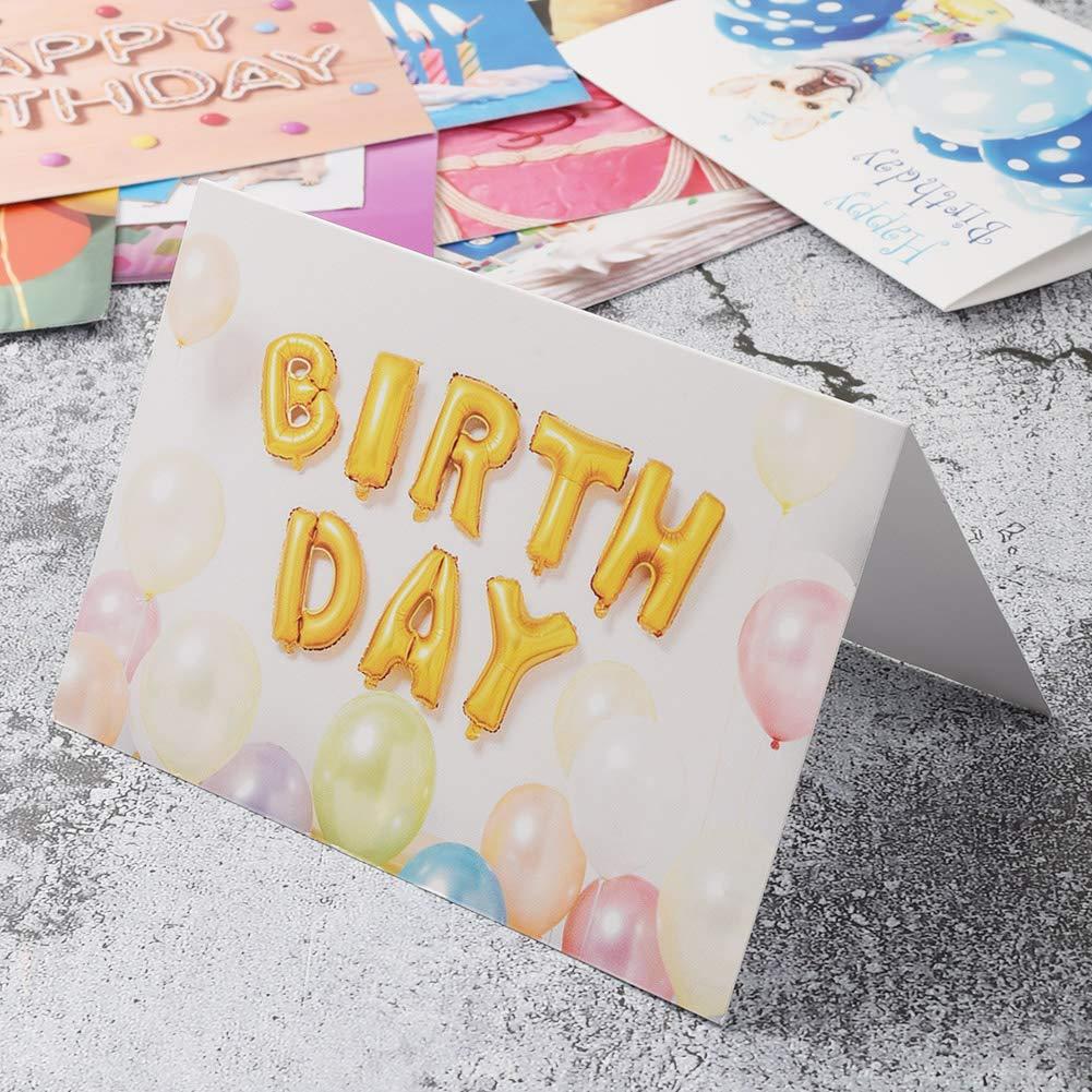 Children Adults Birthday Card Happy For Women Men 36 Pack Greeting Cards Bulk