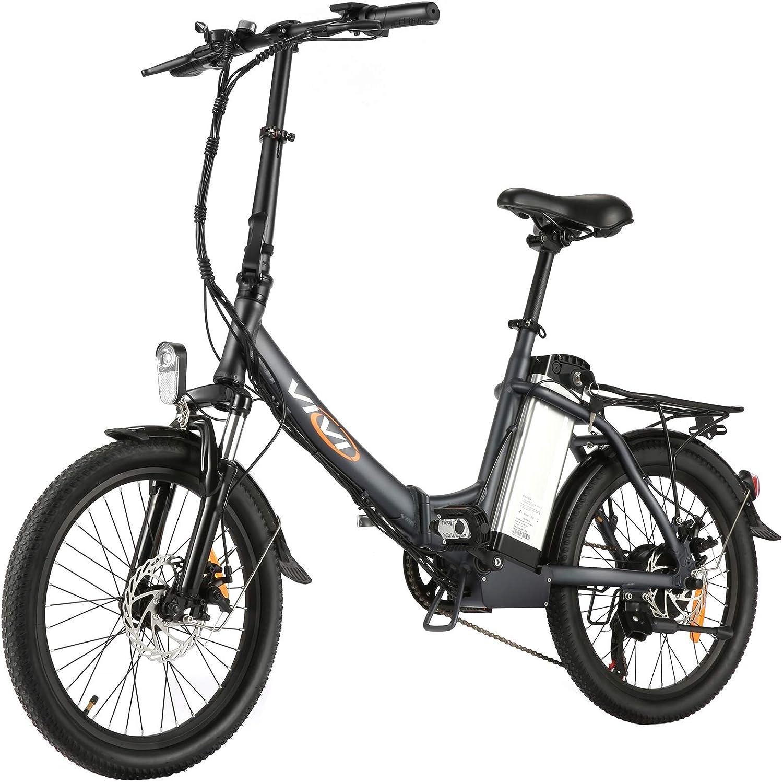 Vivi Z3 Folding Electric Bike Ebike