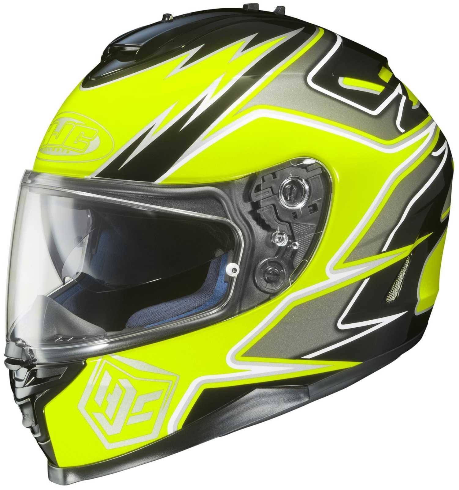 HJC IS-17 Intake Helmet - Small/MC-3H