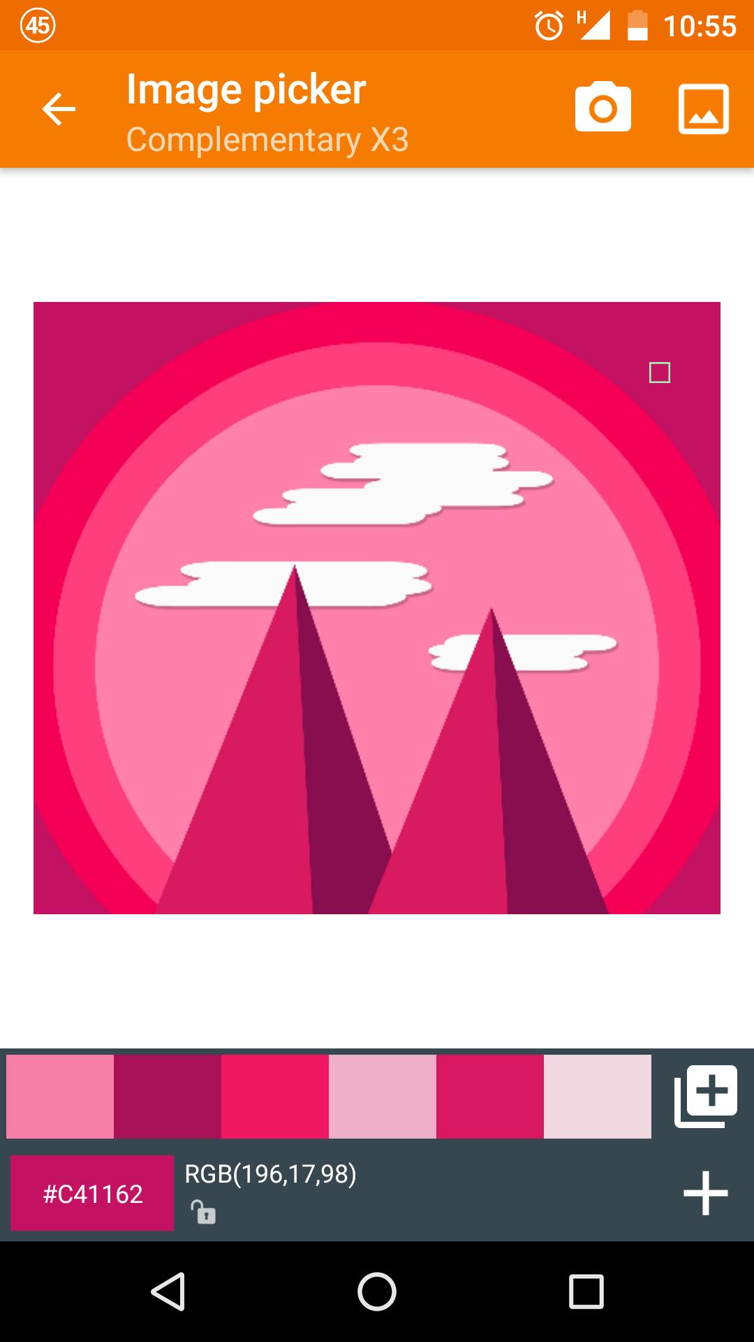 Amazon.com: Color Scheme Builder: Appstore for Android