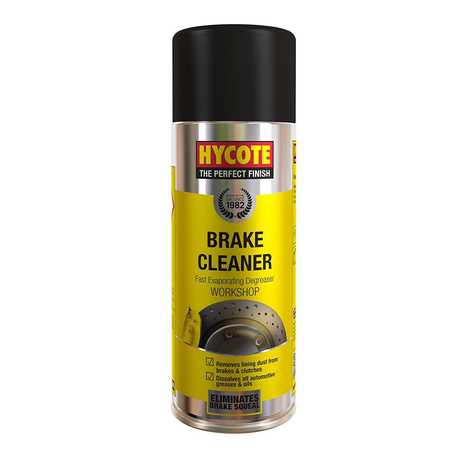 HYCOTE Maintrnance Brake Cleaner, 400ml XUK302