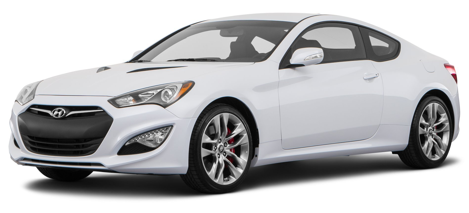 2016 Hyundai Genesis Coupe 3.8L Base, 2-Door Automatic Transmission w/Black  ...