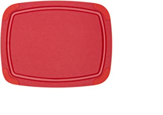 """product image for Epicurean Cutting Board with Removable Silicone Corners, 11.5"""" by 9"""", Red"""