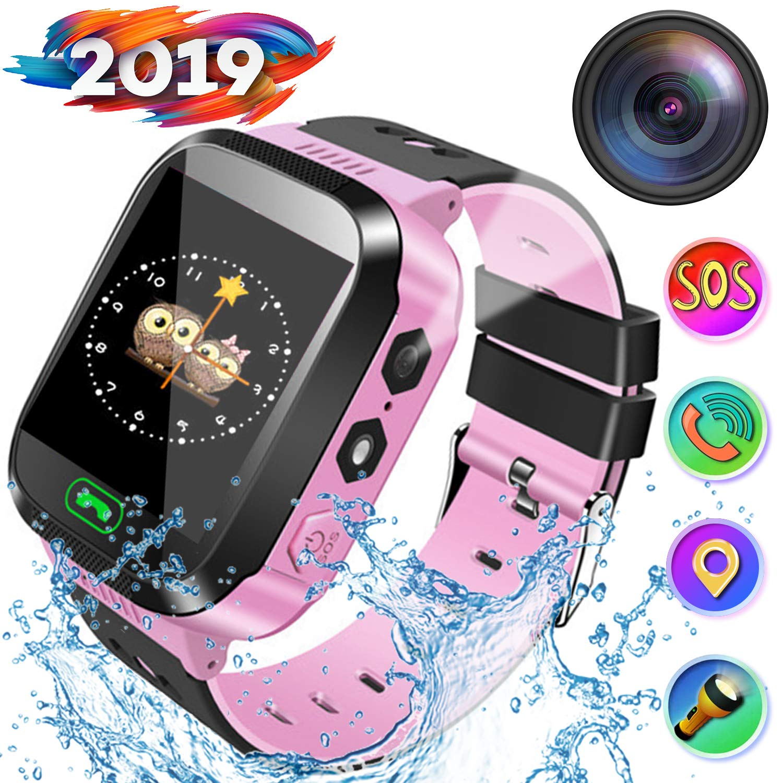 Smartwatch para niños, Smartwatch para niñas y niños ...