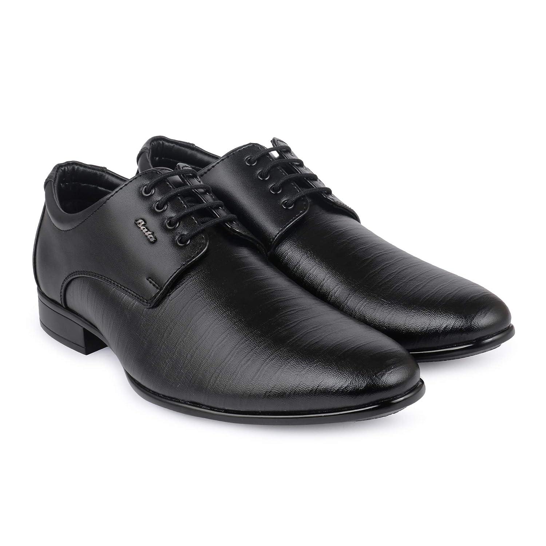 Buy BATA Men's Remo Formal Shoes-Black