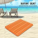 Yosooo Kayak Seat Pad, EVA Soft Kayak Canoe Fishing