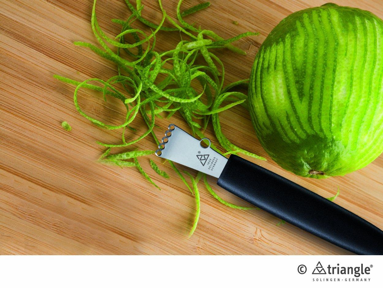 Sbuccia frutta per decorare torte Triangle 72 091 04 00