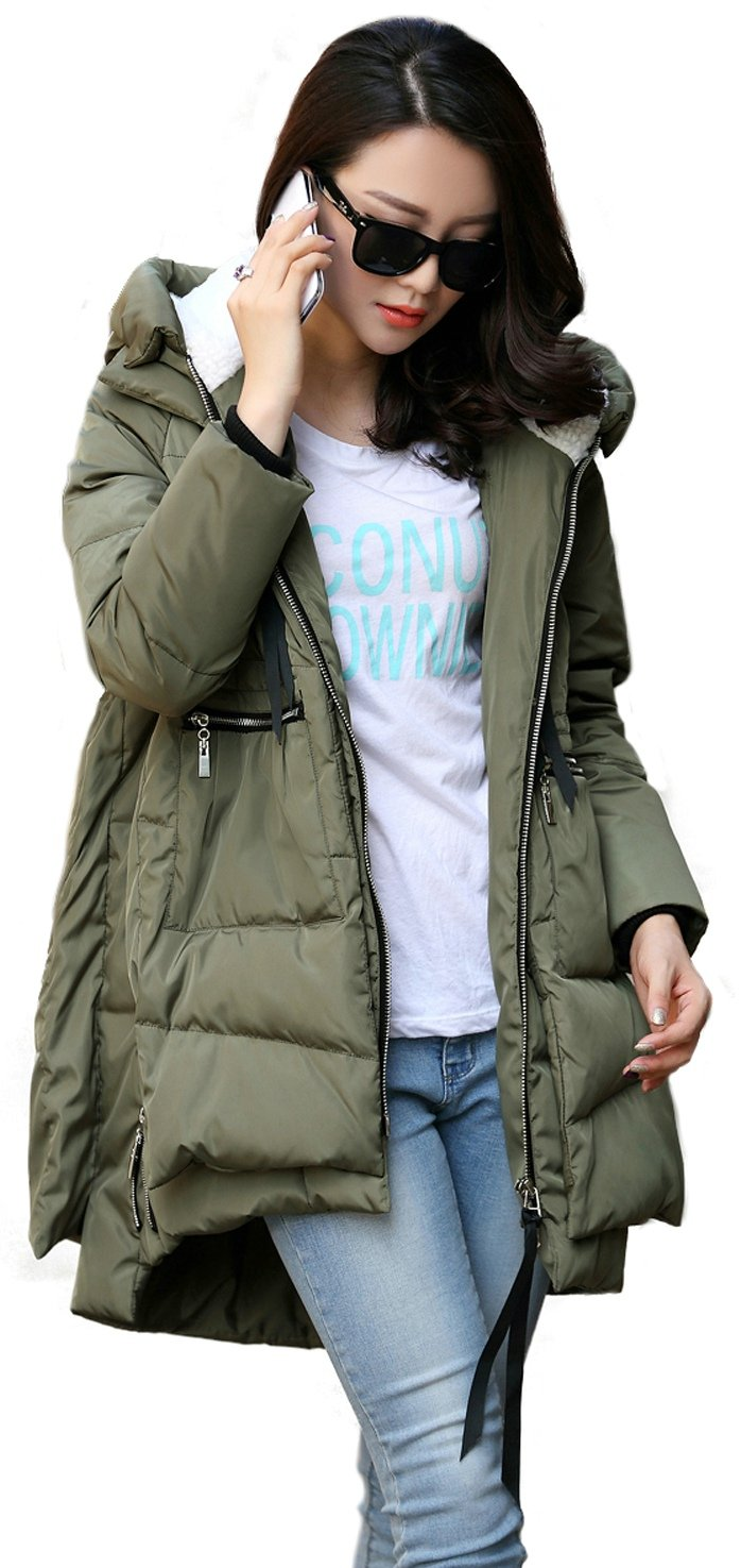 Most Wished /&Gift Ideas Orolay Womens Thickened Down Jacket YRF092