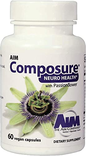 The AIM Companies Composure Neuro Health 60 Capsule