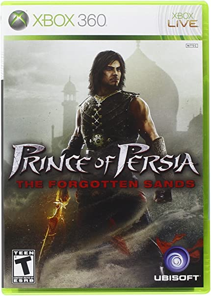 Amazon.com: Prince of Persia: The Forgotten Sands - Xbox 360 ...