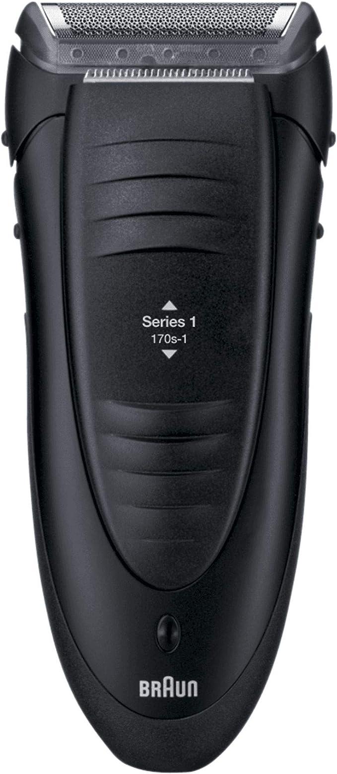 Braun - Afeitadora Series 1 170: Amazon.es: Salud y cuidado personal