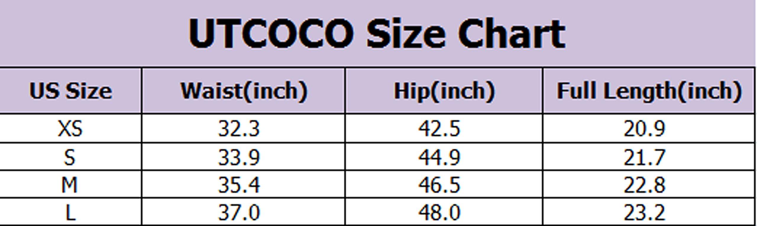 utcoco Men's Summer Straight Fit Flat-Front Linen Shorts (Medium, Khaki) by utcoco (Image #5)