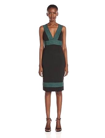 Banded Midi Dress