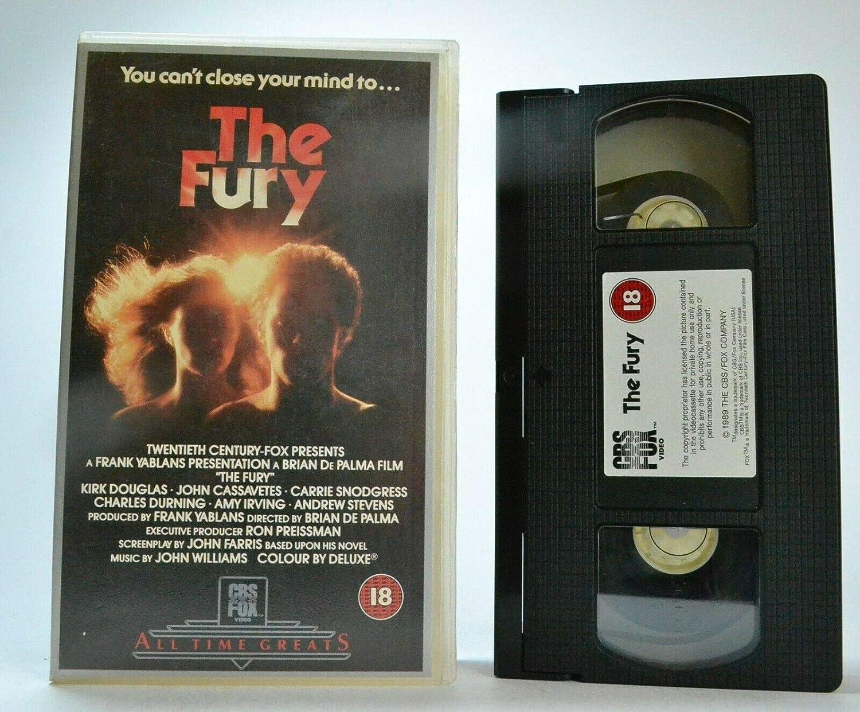 The Fury [Francia] [VHS]: Amazon.es: Kirk Douglas, John ...