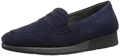 Discounts For Sale Womens Time Off Kid Suede Loafers Aerosoles Under 70 Dollars Discount Shop Offer k4NBuNI2n
