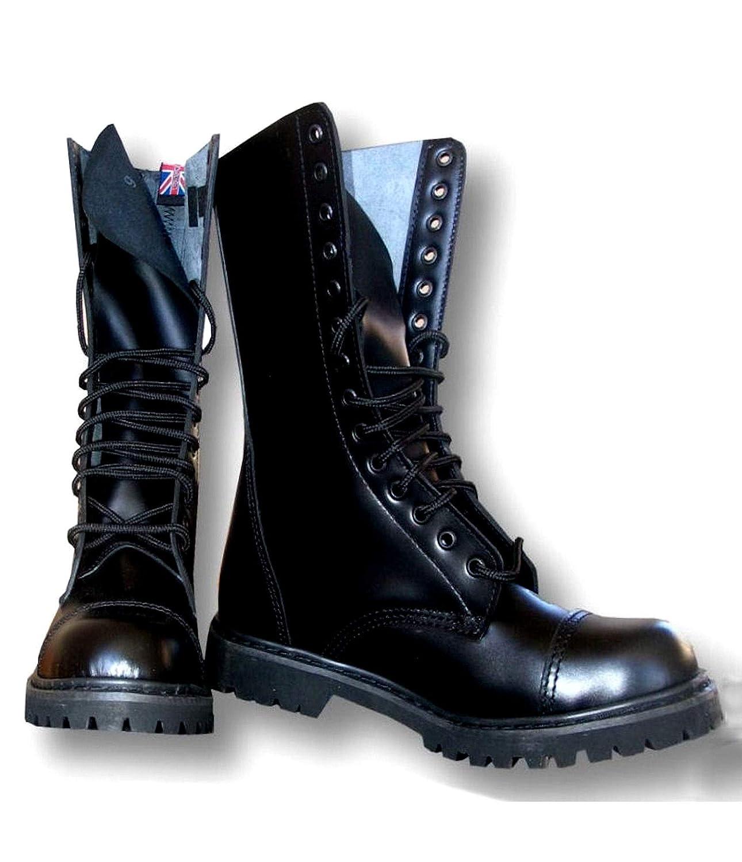 ec62df0353f260 Stiefel 14 Loch Invader