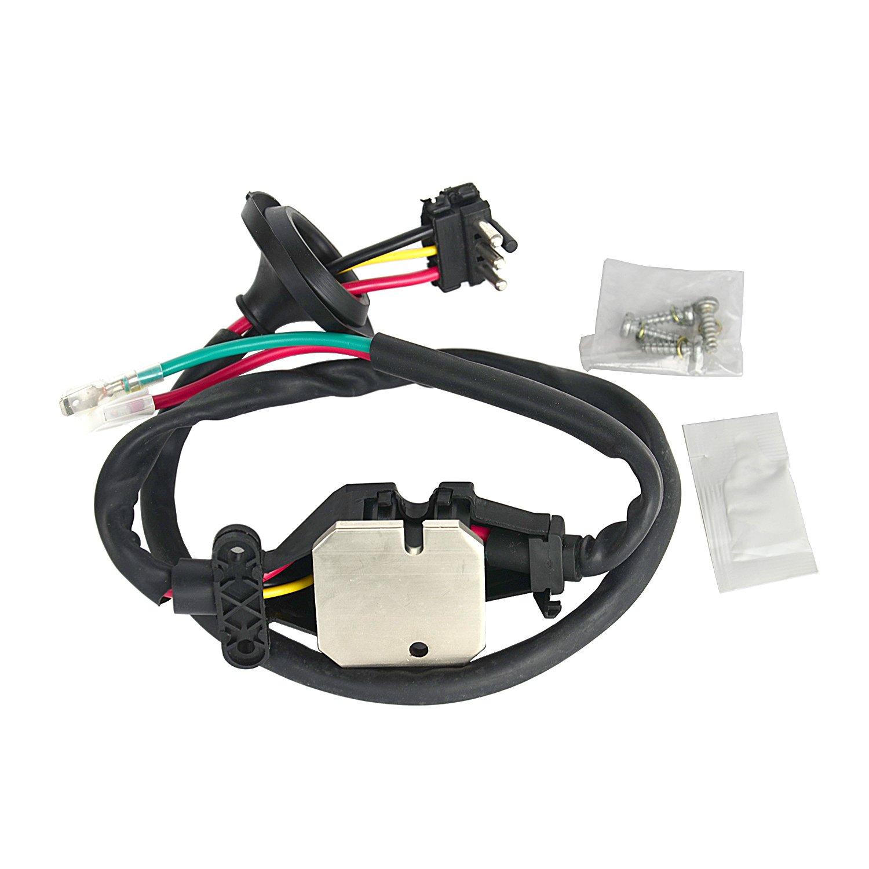 New For Mercede 300 500 600 SL SL320 W129 W124 Heater Fan Blower Motor Resistor