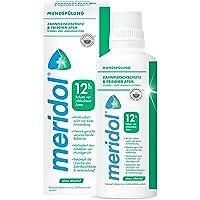 Meridol Bezpieczny oddech, 400 ml – neutralizuje bakterie i chroni 12 godzin przed złym oddechem