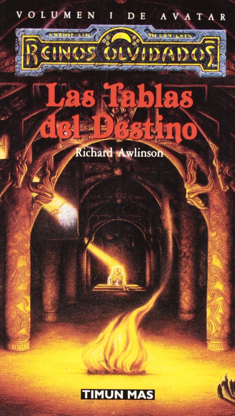 Read Online Las tablas del destino (Timun mas narrativa) (Spanish Edition) pdf epub