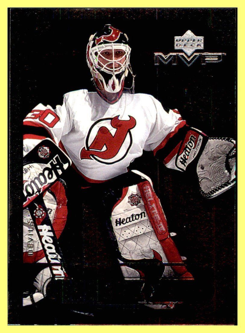 1999-00 Upper Deck MVP SC Edition Stanley Cup Talent  SC10 Martin Brodeur  NEW JERSEY DEVILS at Amazon s Sports Collectibles Store 9fc94237d