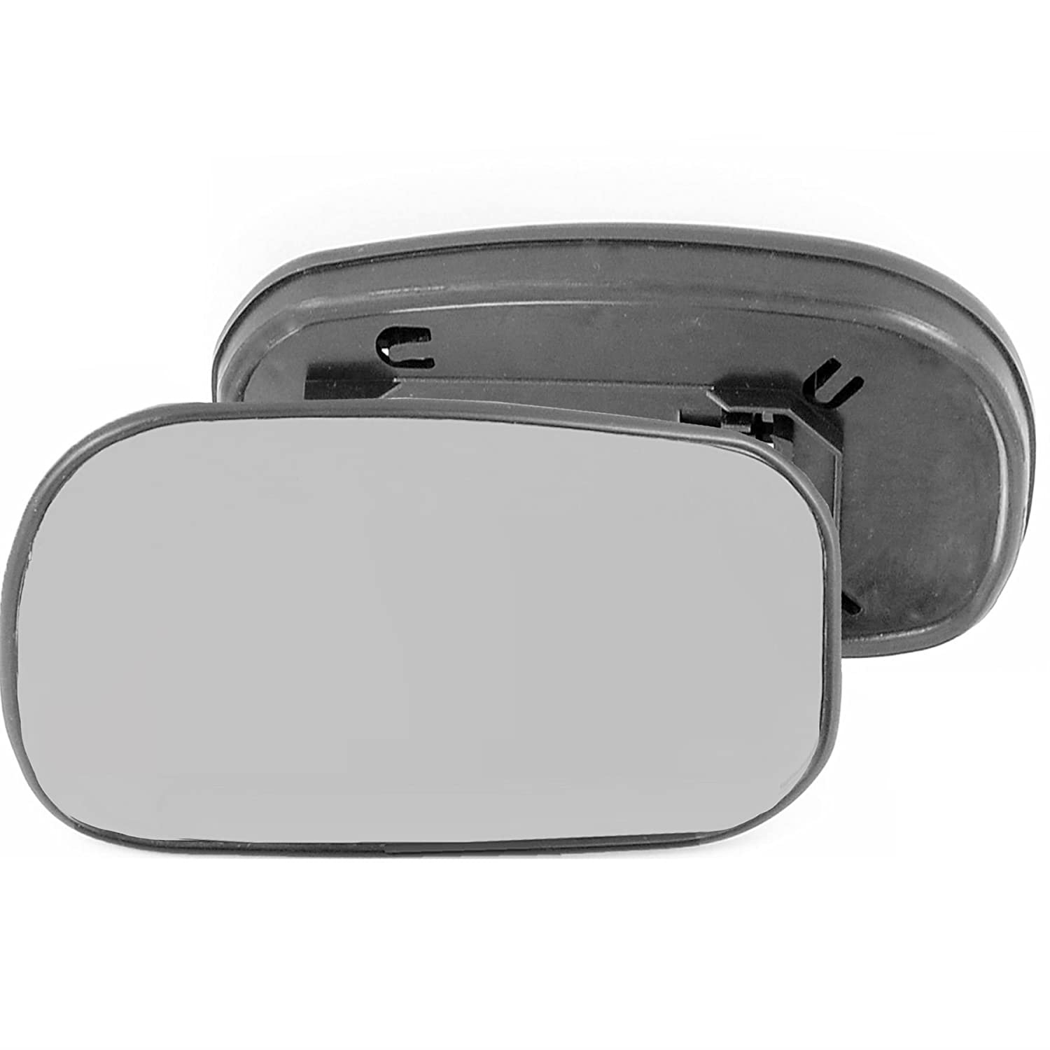 with Backing Plate Sylgab NiMi/_0392/_LNt/_C2269 Wing Door Mirror Passenger Left Hand Side