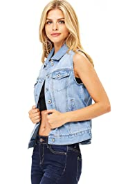 Women S Outerwear Vests Amazon Com