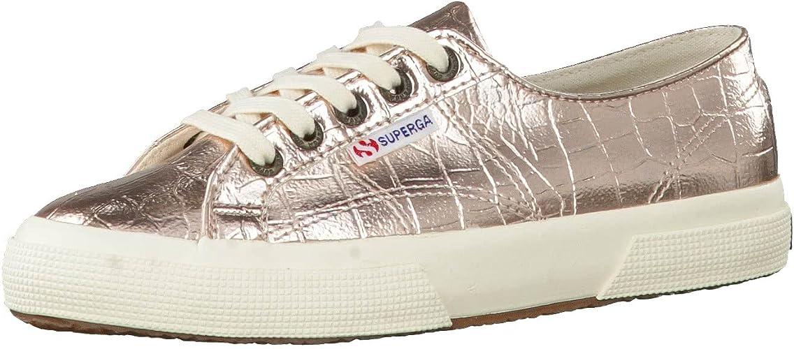 Superga 2750 Metcrocw Orange Gold: : Chaussures et Sacs