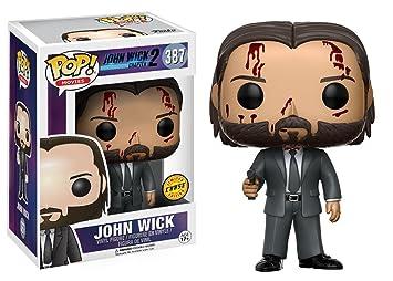 Funko Figurine John Wick 2 John Wick Chase Exclu Pop 10cm