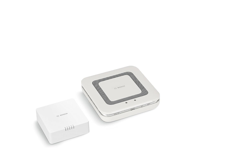 Bosch Home and Garden F01U319659 Bosch Smart Home-Detector de Humo con Sensor, Versión para Alemania y Austria, Blanco, Set de 2 Piezas: Amazon.es: ...