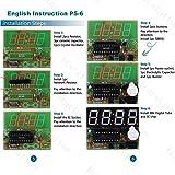 "IS Icstation 0.56"" C51 4 Bits Digital Electronic"