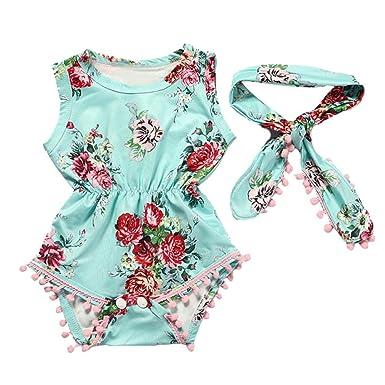 903f81462 Viahwyt Super Nice Spring Summer Newborn Infant Baby Girls Clothing ...