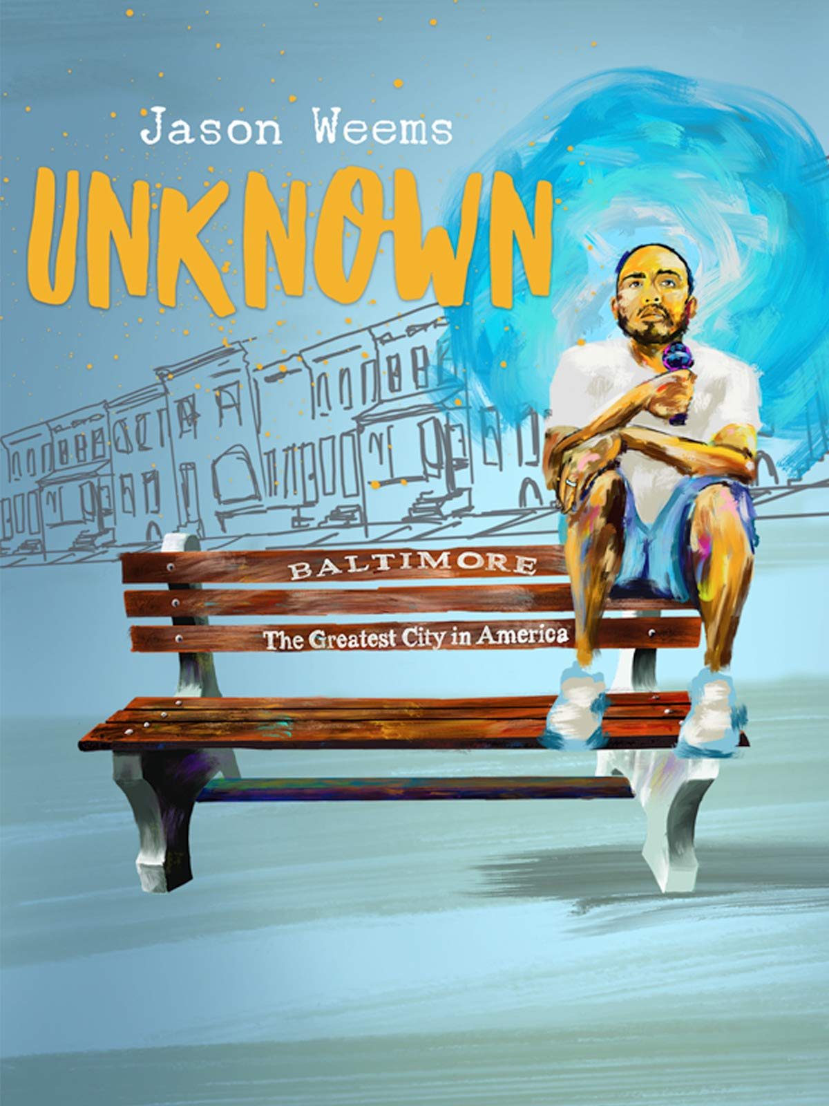 Jason Weems: Unknown on Amazon Prime Video UK