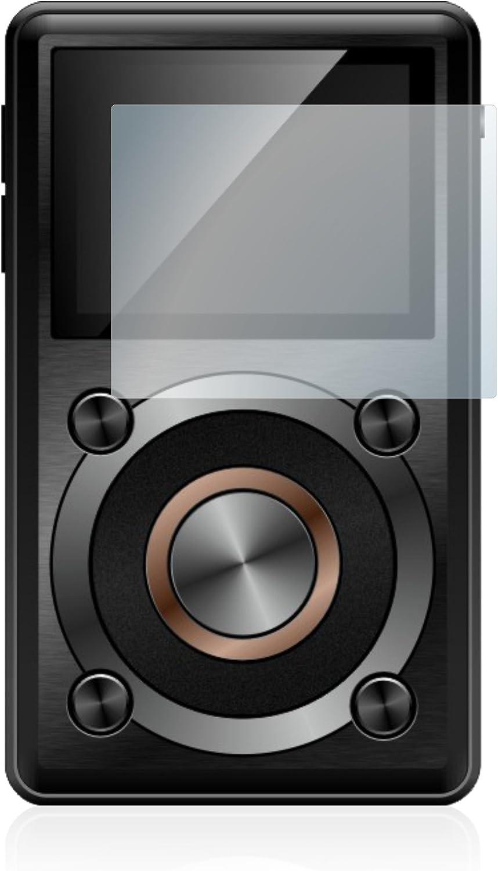 klare Displayschutz-Folie 2 St/ück BROTECT Schutzfolie kompatibel mit FiiO X1 II