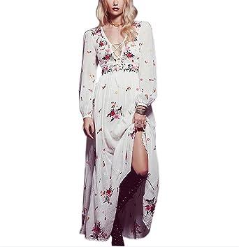 Hippie Maxi Dresses