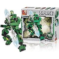 Sluban Space Büyük Ultimate Robot Ares