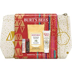 Burt's Bees, Kit Travel Essentials, 1 Count