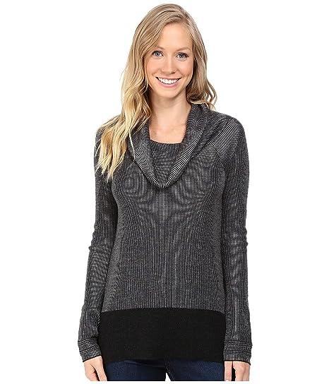 1ba259ec8c3f6 Toad Co Women s Uptown Sweater Black Heather Sweater MD