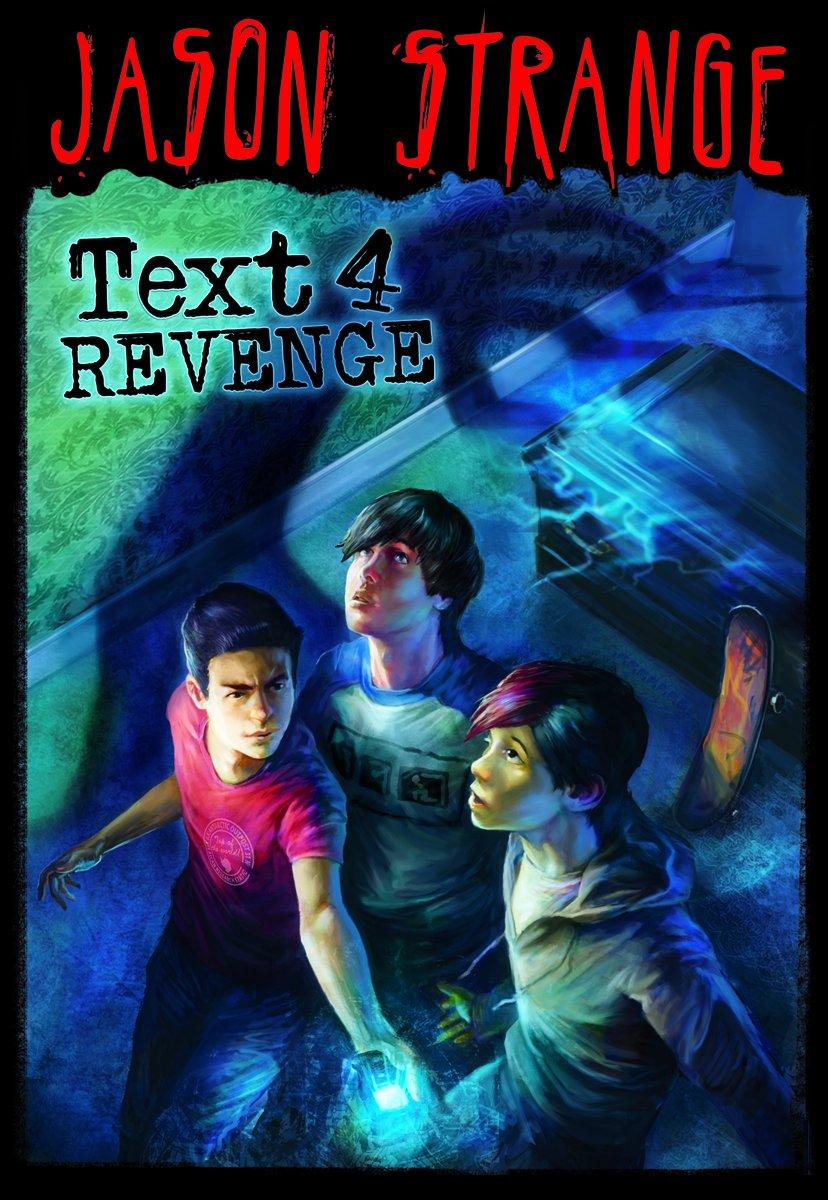 Read Online Text 4 Revenge (Jason Strange) pdf