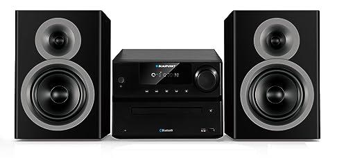 3 opinioni per Blaupunkt ms35bt Micro HiFi (lettore CD, MP3, USB, Bluetooth, display LCD)