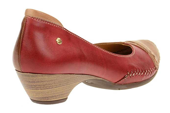 Pikolinos Damenschuhe Pumps TABARCA 818 5622 sandia Rot